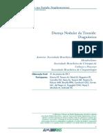 Endocrinologia doença  nodular da tireóide diagnóstico.pdf
