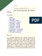 6731108 James Allen Eight Pillars of Prosperity