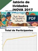 Relatório Labinova 2017 (Resumido)