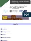 Villegas16 CLEF Handwritten-Overview Presentation