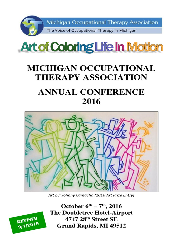 2016 miota conference packet | Occupational Therapy