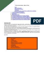 Plan Mercadeo Empresa Neumaticos
