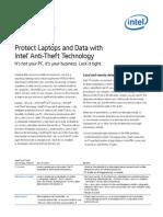 Anti Theft Tech Brief