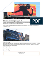 Billboard Advertising in Egypt _ Billboard Costs and Locations