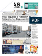 Mijas Semanal nº773 Del 26 de enero al 1 de febrero de 2018