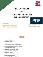 PSPD(Substation Layout Explanation)
