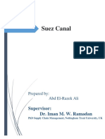 Suez Canal Final