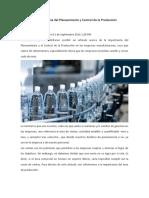 Importancia Del Planeamiento y Control de La Producción (1)