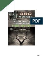35) ABC MUSICAL + MÉTODO P. BONA