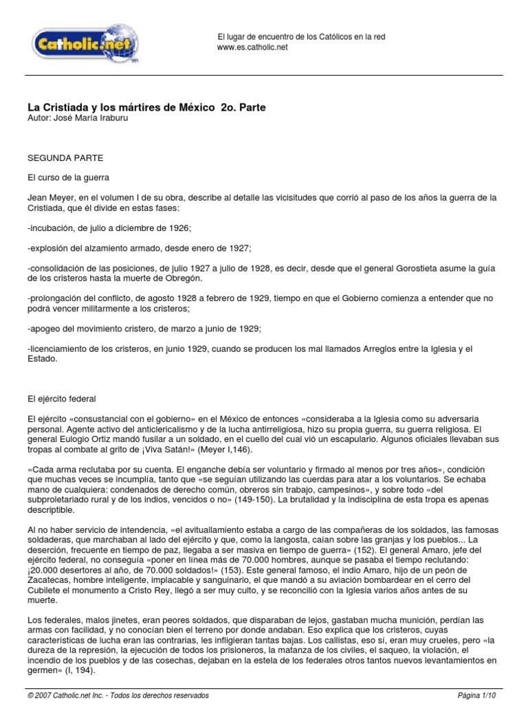 La_Cristiada_y_los_mártires_de_México_2o_Parte