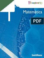 Texto Matemática 1ro Medio