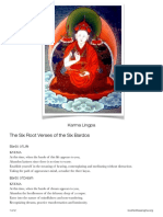 PDF the Six Root Verses of the Six Bardos.pages