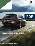 Catalogo Bmw Serie 5 Touring 2015 Jul