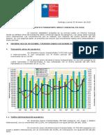 Informe transporte aéreo comercial Diciembre 2017