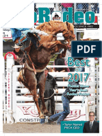 ProRodeo Sports News January 2018