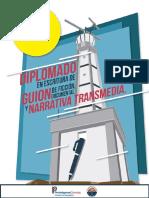 Diplomado en escritura de ficción, documental y narrativa transmedia