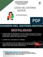 Medicina I - Sem. Sistema Motor - Dr. Romero