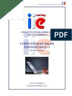 Curso Fotovoltaico Presencial I