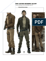 Cassian Andor Costume Reference