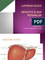 Lapsus HBV Dan Kehamilan