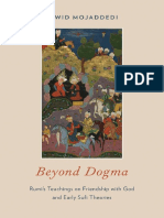 Beyond Dogma Rumi s Teachings on Friendship With God and Early Sufi Theories