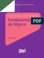 Guia Educador Fundamentos Da Musica 2017