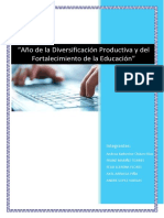 Introduccion Al Leguaje de Programacion