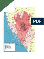 Bosnian Kingdom Map