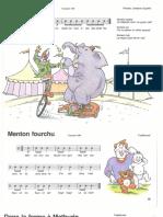 Passe-Partout-chanson pour enfants