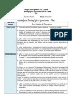 PPI Plan de Clase San Ignacio Loyola Puerto Rico