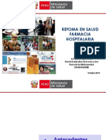 Reforma Salud PERU