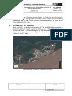 Informe Servicio Retiro de Hidrocarburos Solidos