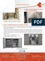 Vaporisateur Evaporateur GPL FAS 3000