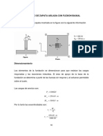 Imprimir Zapata Biaxial