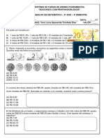 2ª AVALIAÇÃO DE MATEMÁTICA – 4º ANO – 4º BIMESTRE.docx