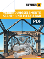REYHER Prospekt Stahlbau B1 DE3 Ks