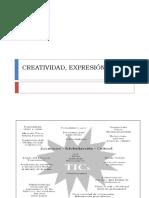 Creatividad, Expresión y Arte