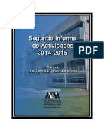 Informer Ector i a Xochimilco 2015