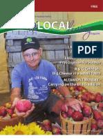 Eco-Local Living Harvest 2010