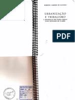 Urbanizacao e tribalismo RCOliveira.pdf