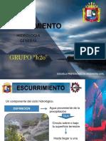 Hidrología General..