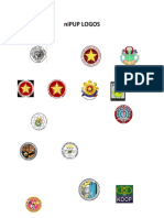 PUP LOGOS of Colleges