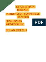 Lokmin Dan Plan of Action Pkm