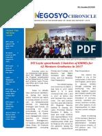 DTI Leyte Negosyo Chronicle