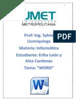 Word iNformatica