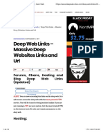 Lista Links Deep Web 2