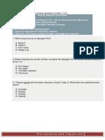 Latihan Soal Procedure Text