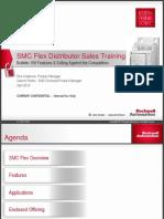 SMC Flex Sales Training Presentation