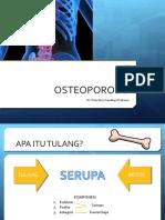 Osteoporosis penyuluhan bontang