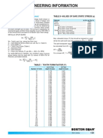 Spur Gears-lewis Formula